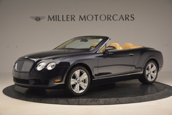 Used 2007 Bentley Continental GTC for sale Sold at Bugatti of Greenwich in Greenwich CT 06830 2