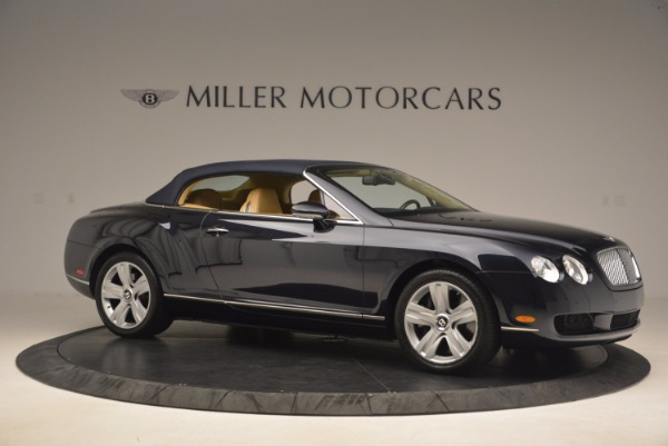 Used 2007 Bentley Continental GTC for sale Sold at Bugatti of Greenwich in Greenwich CT 06830 24