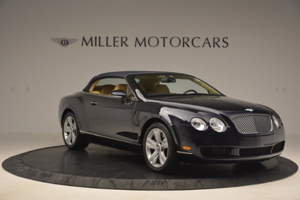 Used 2007 Bentley Continental GTC for sale Sold at Bugatti of Greenwich in Greenwich CT 06830 25