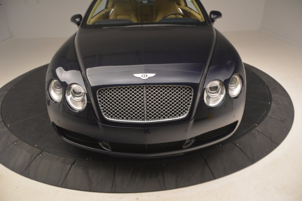 Used 2007 Bentley Continental GTC for sale Sold at Bugatti of Greenwich in Greenwich CT 06830 26