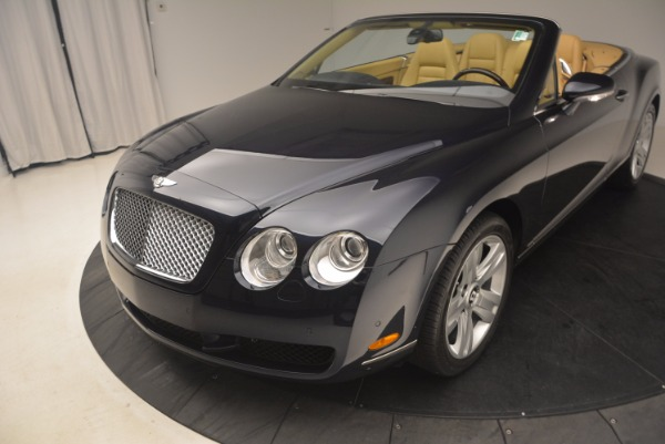 Used 2007 Bentley Continental GTC for sale Sold at Bugatti of Greenwich in Greenwich CT 06830 27