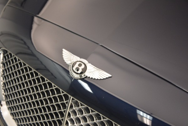 Used 2007 Bentley Continental GTC for sale Sold at Bugatti of Greenwich in Greenwich CT 06830 28