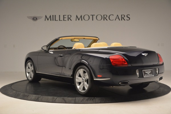 Used 2007 Bentley Continental GTC for sale Sold at Bugatti of Greenwich in Greenwich CT 06830 5