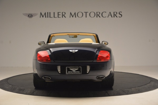 Used 2007 Bentley Continental GTC for sale Sold at Bugatti of Greenwich in Greenwich CT 06830 6