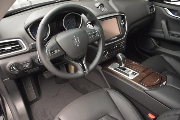 Used 2015 Maserati Ghibli S Q4 for sale Sold at Bugatti of Greenwich in Greenwich CT 06830 12
