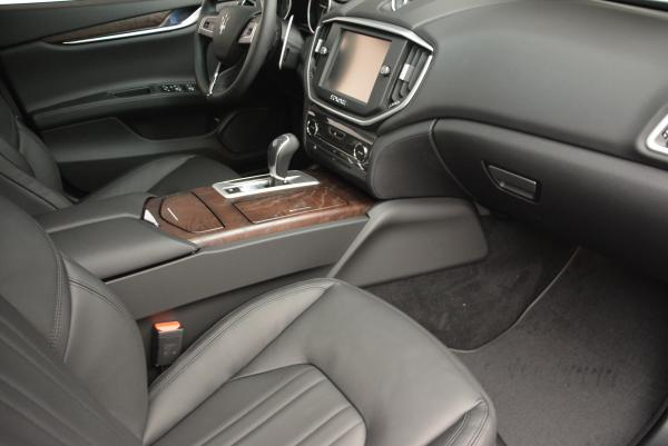 Used 2015 Maserati Ghibli S Q4 for sale Sold at Bugatti of Greenwich in Greenwich CT 06830 17