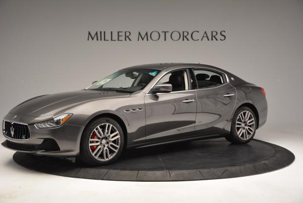 Used 2015 Maserati Ghibli S Q4 for sale Sold at Bugatti of Greenwich in Greenwich CT 06830 2