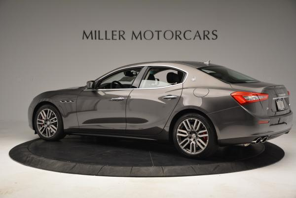 Used 2015 Maserati Ghibli S Q4 for sale Sold at Bugatti of Greenwich in Greenwich CT 06830 4