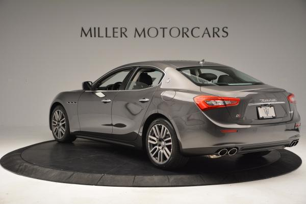 Used 2015 Maserati Ghibli S Q4 for sale Sold at Bugatti of Greenwich in Greenwich CT 06830 5