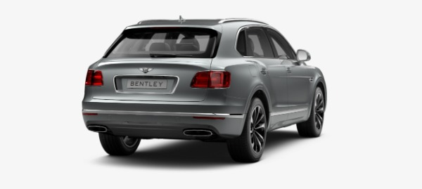 Used 2017 Bentley Bentayga for sale Sold at Bugatti of Greenwich in Greenwich CT 06830 3