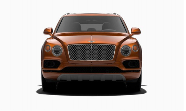Used 2017 Bentley Bentayga for sale Sold at Bugatti of Greenwich in Greenwich CT 06830 2
