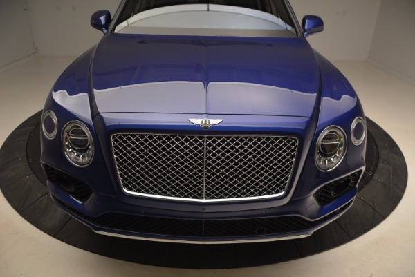 New 2017 Bentley Bentayga for sale Sold at Bugatti of Greenwich in Greenwich CT 06830 13
