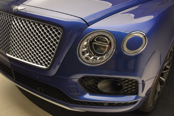 New 2017 Bentley Bentayga for sale Sold at Bugatti of Greenwich in Greenwich CT 06830 15