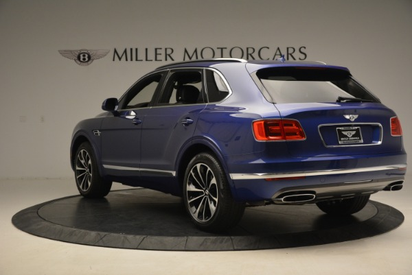 New 2017 Bentley Bentayga for sale Sold at Bugatti of Greenwich in Greenwich CT 06830 5