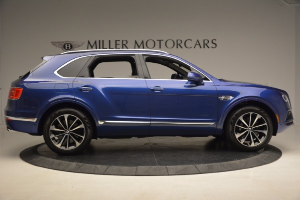 New 2017 Bentley Bentayga for sale Sold at Bugatti of Greenwich in Greenwich CT 06830 9