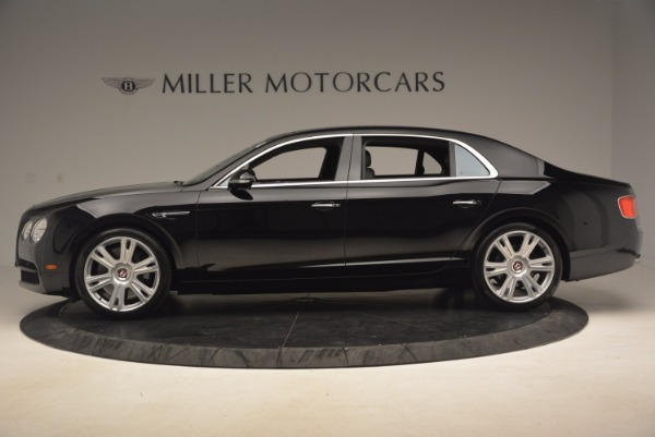 Used 2015 Bentley Flying Spur V8 for sale Sold at Bugatti of Greenwich in Greenwich CT 06830 3