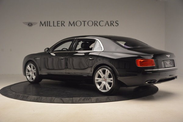 Used 2015 Bentley Flying Spur V8 for sale Sold at Bugatti of Greenwich in Greenwich CT 06830 4