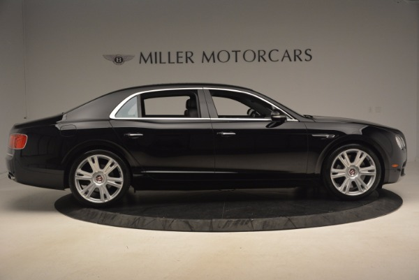 Used 2015 Bentley Flying Spur V8 for sale Sold at Bugatti of Greenwich in Greenwich CT 06830 9