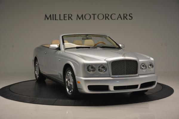 Used 2008 Bentley Azure for sale Sold at Bugatti of Greenwich in Greenwich CT 06830 13