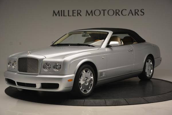 Used 2008 Bentley Azure for sale Sold at Bugatti of Greenwich in Greenwich CT 06830 17
