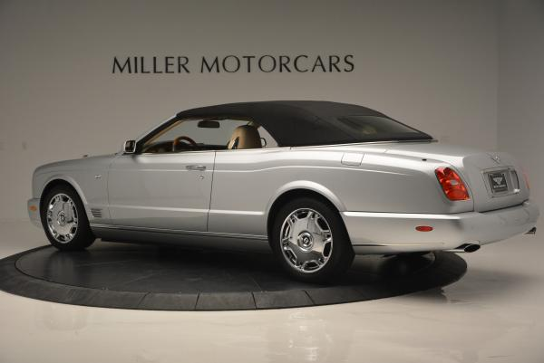 Used 2008 Bentley Azure for sale Sold at Bugatti of Greenwich in Greenwich CT 06830 20