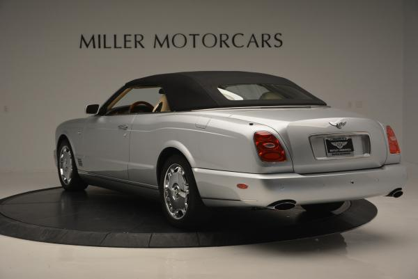 Used 2008 Bentley Azure for sale Sold at Bugatti of Greenwich in Greenwich CT 06830 21