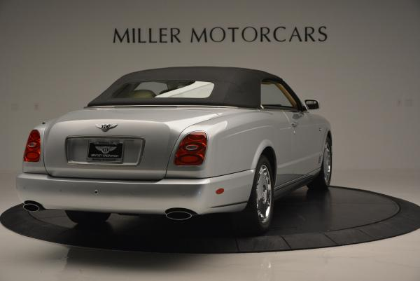 Used 2008 Bentley Azure for sale Sold at Bugatti of Greenwich in Greenwich CT 06830 23