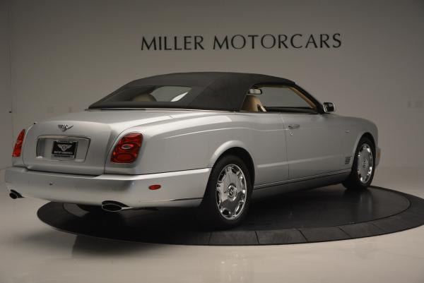 Used 2008 Bentley Azure for sale Sold at Bugatti of Greenwich in Greenwich CT 06830 24
