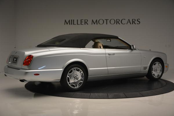 Used 2008 Bentley Azure for sale Sold at Bugatti of Greenwich in Greenwich CT 06830 25