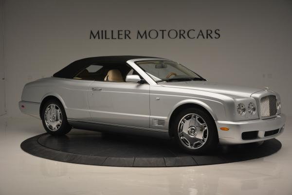 Used 2008 Bentley Azure for sale Sold at Bugatti of Greenwich in Greenwich CT 06830 27