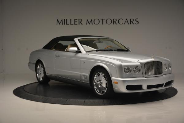 Used 2008 Bentley Azure for sale Sold at Bugatti of Greenwich in Greenwich CT 06830 28