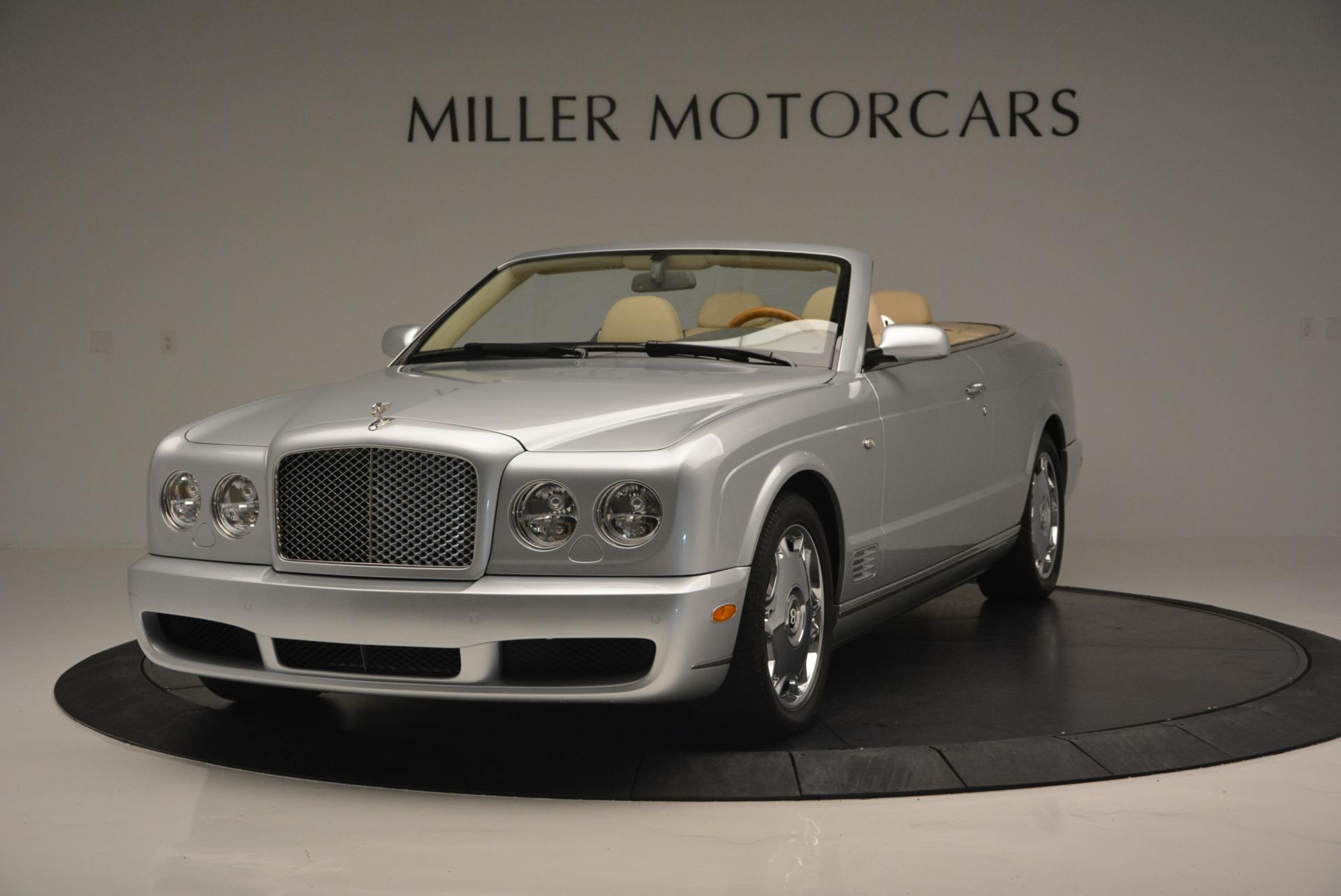 Used 2008 Bentley Azure for sale Sold at Bugatti of Greenwich in Greenwich CT 06830 1