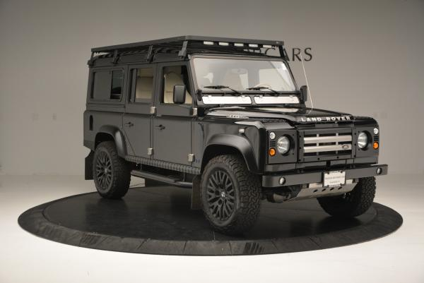 Used 1985 LAND ROVER Defender 110 for sale Sold at Bugatti of Greenwich in Greenwich CT 06830 10
