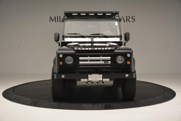 Used 1985 LAND ROVER Defender 110 for sale Sold at Bugatti of Greenwich in Greenwich CT 06830 11
