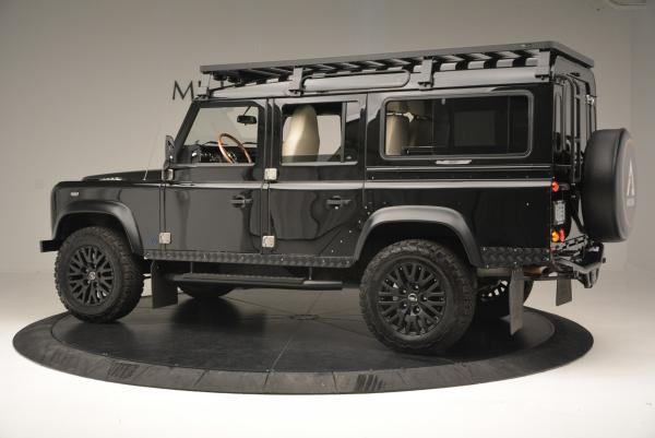 Used 1985 LAND ROVER Defender 110 for sale Sold at Bugatti of Greenwich in Greenwich CT 06830 3