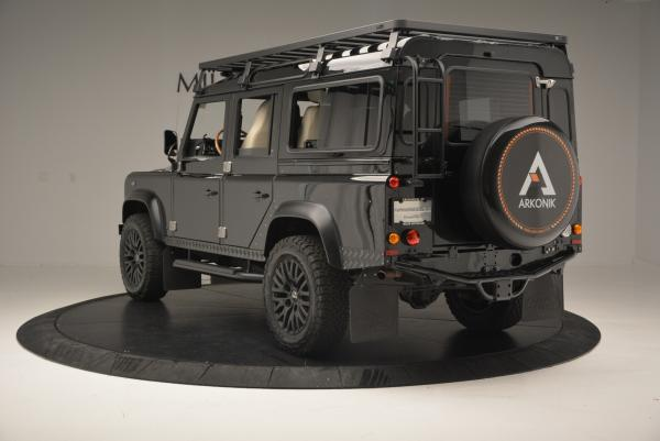 Used 1985 LAND ROVER Defender 110 for sale Sold at Bugatti of Greenwich in Greenwich CT 06830 4