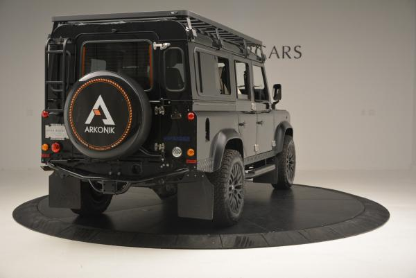 Used 1985 LAND ROVER Defender 110 for sale Sold at Bugatti of Greenwich in Greenwich CT 06830 6