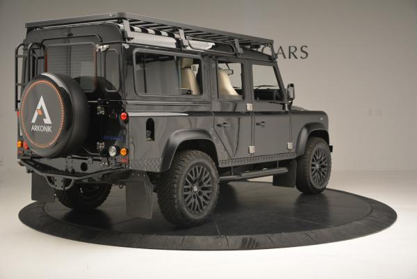 Used 1985 LAND ROVER Defender 110 for sale Sold at Bugatti of Greenwich in Greenwich CT 06830 7