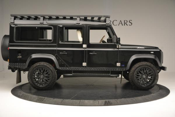 Used 1985 LAND ROVER Defender 110 for sale Sold at Bugatti of Greenwich in Greenwich CT 06830 8
