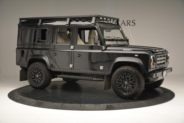 Used 1985 LAND ROVER Defender 110 for sale Sold at Bugatti of Greenwich in Greenwich CT 06830 9