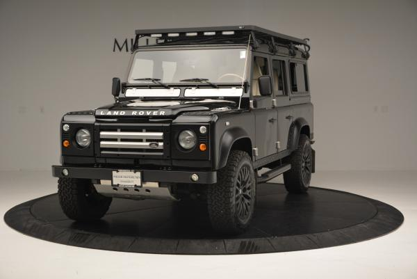 Used 1985 LAND ROVER Defender 110 for sale Sold at Bugatti of Greenwich in Greenwich CT 06830 1