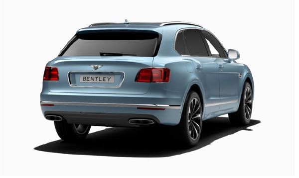 Used 2017 Bentley Bentayga for sale Sold at Bugatti of Greenwich in Greenwich CT 06830 4