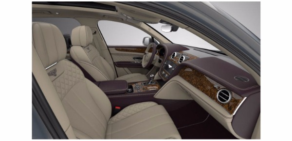 Used 2017 Bentley Bentayga W12 for sale Sold at Bugatti of Greenwich in Greenwich CT 06830 6