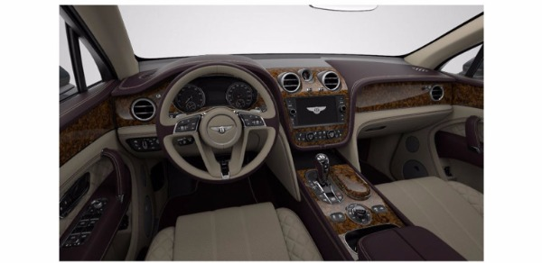 Used 2017 Bentley Bentayga W12 for sale Sold at Bugatti of Greenwich in Greenwich CT 06830 9