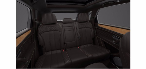 Used 2017 Bentley Bentayga W12 for sale Sold at Bugatti of Greenwich in Greenwich CT 06830 8