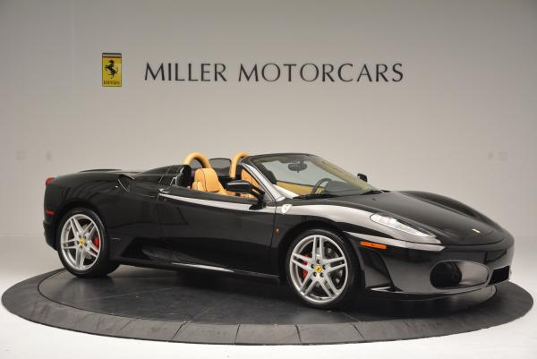 Used 2005 Ferrari F430 Spider F1 for sale Sold at Bugatti of Greenwich in Greenwich CT 06830 10