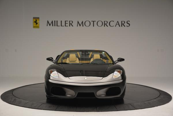 Used 2005 Ferrari F430 Spider F1 for sale Sold at Bugatti of Greenwich in Greenwich CT 06830 12