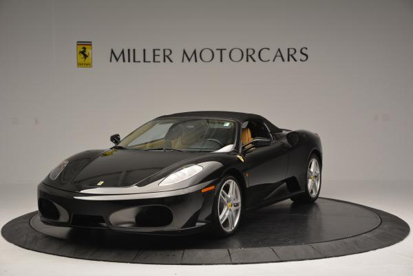 Used 2005 Ferrari F430 Spider F1 for sale Sold at Bugatti of Greenwich in Greenwich CT 06830 13