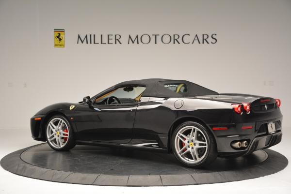 Used 2005 Ferrari F430 Spider F1 for sale Sold at Bugatti of Greenwich in Greenwich CT 06830 16