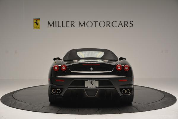 Used 2005 Ferrari F430 Spider F1 for sale Sold at Bugatti of Greenwich in Greenwich CT 06830 18